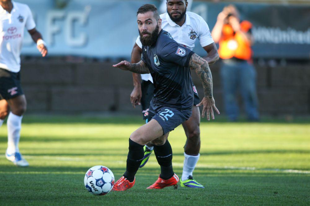 Jonny Steele (Photo Courtesy Minnesota United FC)