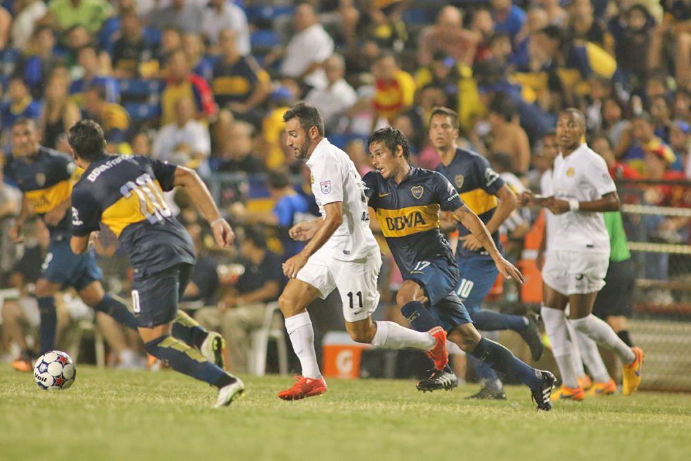 Dani Sanchez (Courtesy Fort Lauderdale Strikers)