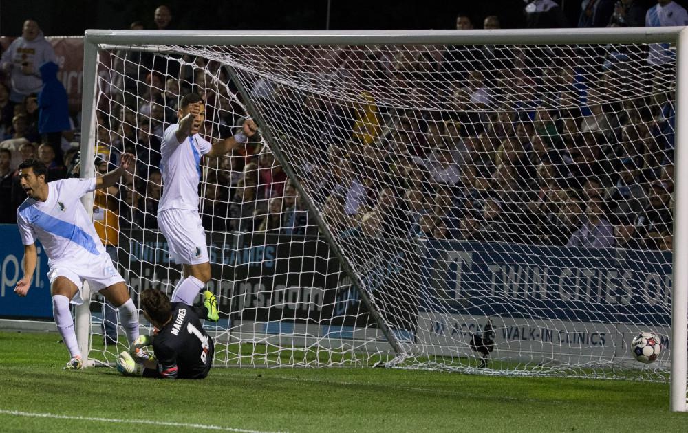 Disallowed goals were the big talking point. (Photo: Minnesota United FC)